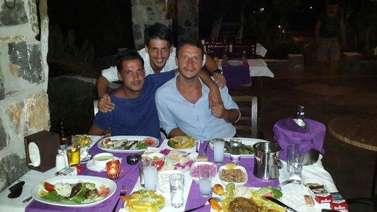 Istanbul Restaurant: super bir ortam :)