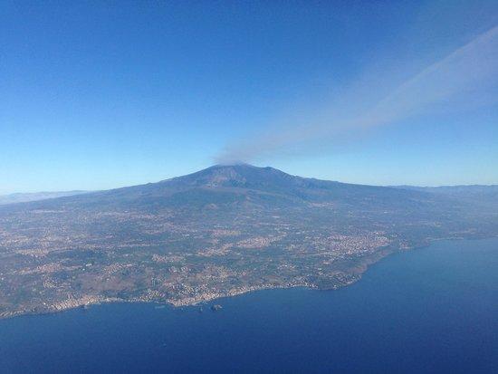 Belmond Grand Hotel Timeo: Mount Etna