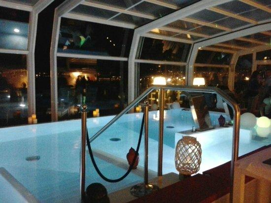 Gran Hotel Nagari Boutique & Spa : Skyline