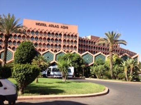 Hotel Atlas Asni: hotel pic
