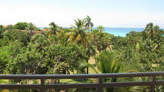 Barceló Solymar Arenas Blancas Resort: vue de la chambre 4322