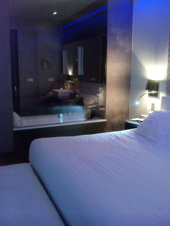 Gran Hotel Nagari Boutique & Spa : Jacuzzi