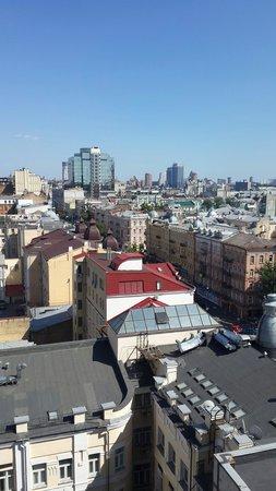 CityHotel: Kiev'de güzel bir konumda...