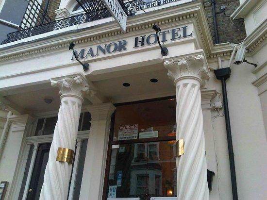 Manor Hotel: J'adore ce batiment