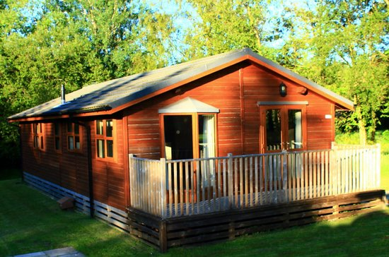 Thanet Well Lodge Retreat: Lodge