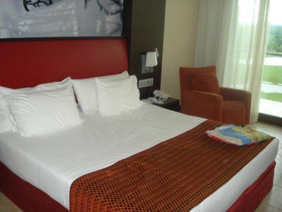 Hotel Mas Solà: chambre