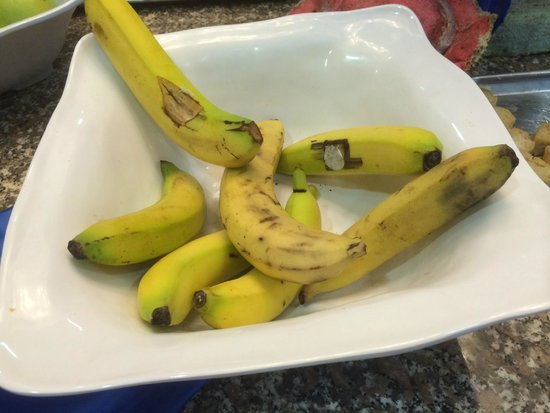 Kipriotis Panorama Hotel & Suites : Fruit aan buffet, s'middags niet op, is 's avonds terug aan buffet