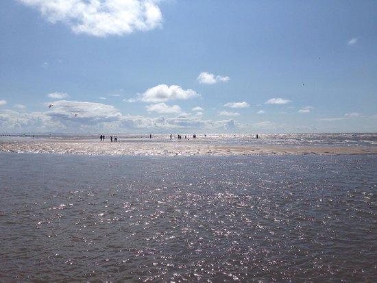 Ainsdale Beach: Glorious ainsdale!