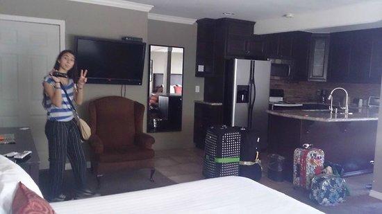 The Dixie Hollywood: Habitación en suite