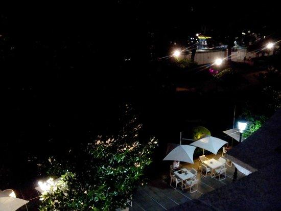 Gran Hotel Nagari Boutique & Spa : Vista nocturna