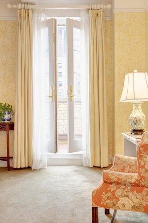 Roger Smith Hotel: Premium Suite Terrace