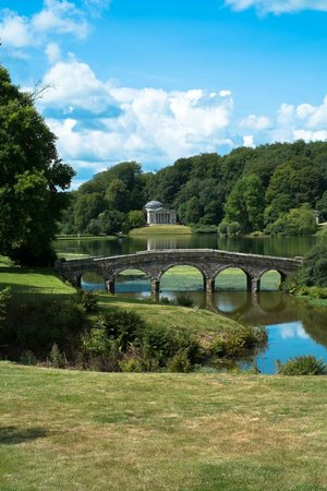 Stourhead House and Garden: The lovely views on offer at Stourhead