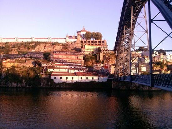 Hotel Universal: Vista do Porto