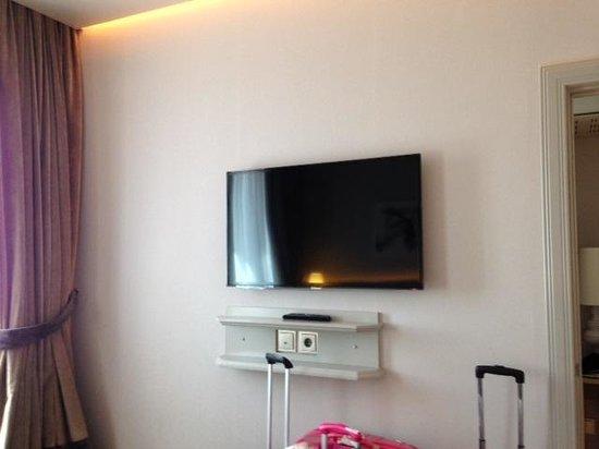 Hotel Preciados: Telvision