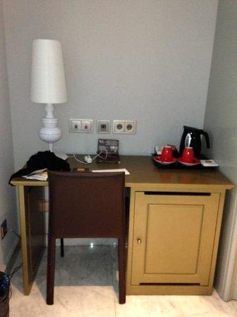 Hotel Preciados: Estancia