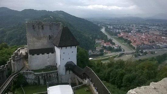 Celje Castle: Stari grad