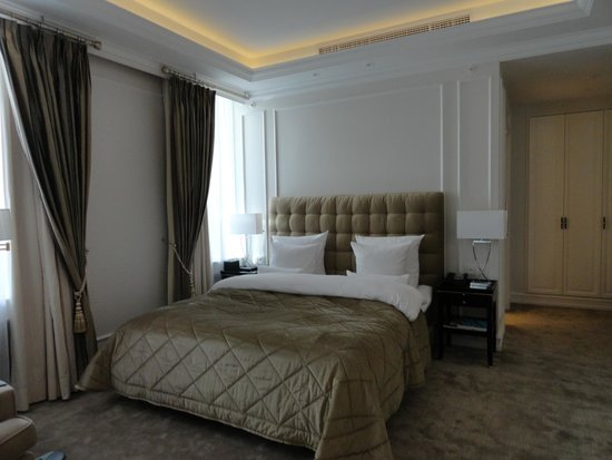Hotel D'Angleterre: habitacion