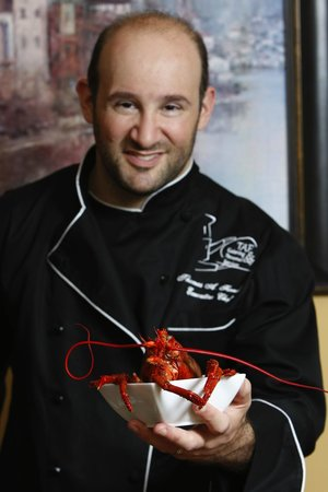 Dining at memoire: Tom Finnelli- Executive Chef & Owner