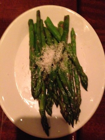 Burton's grill: Grilled Asparagus