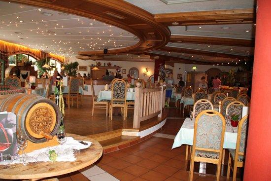 Hotel Kirchenwirt: La salle à manger