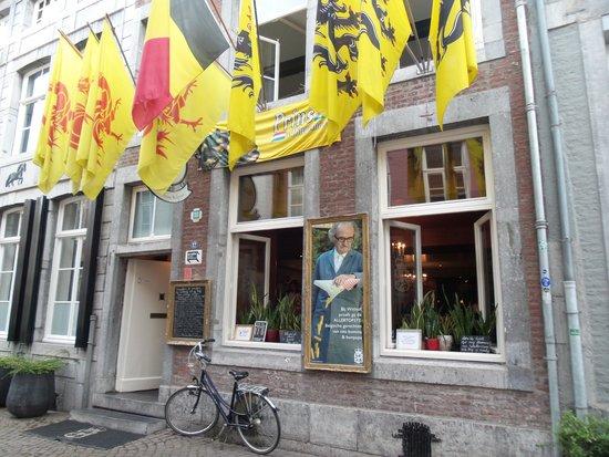 Witloof From Belgium: Het grappige Belgie