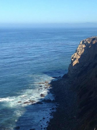 Terranea Resort : View from walking path