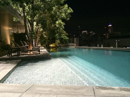 Novotel Bangkok Platinum Pratunam: Pool