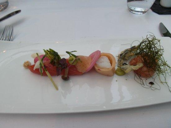Restaurant Rozemarijn : Heerlijk voorgerecht