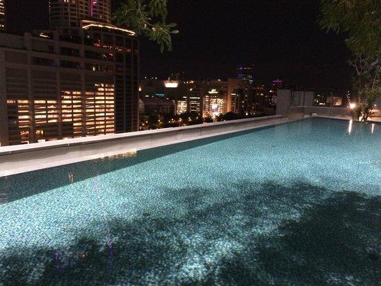 Novotel Bangkok Platinum Pratunam: Pool View