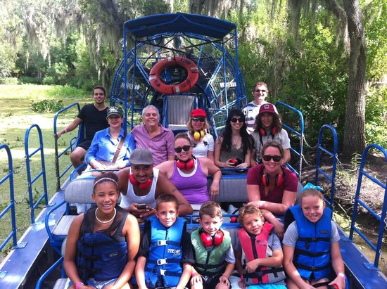 Arthur S Airboat Tours