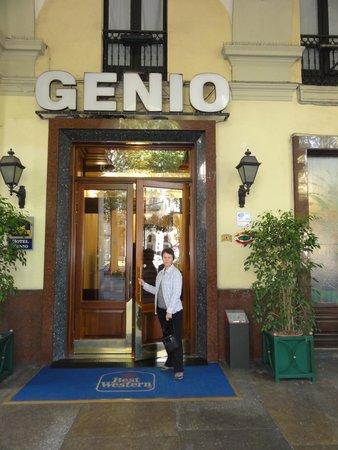 Best Western Hotel Genio : Hotel Gênio Best Western Turim