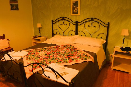 B&B Alfio Tomaselli: Bed