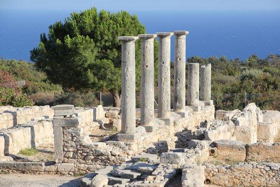 The Sanctuary Of Apollo: на территории комплекса