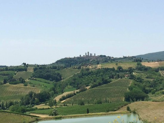 Chianti Wine Tour : San Gimignano