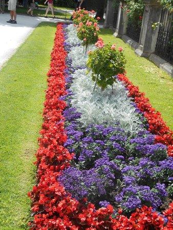 Palacio y Jardines de Mirabell: aiuola