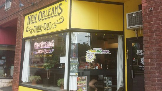New Orleans Take Out
