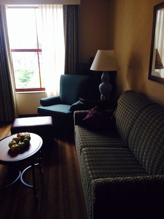 Hampton Inn & Suites Saratoga Springs Downtown : Room 514