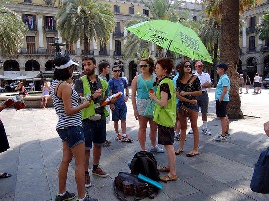 Runner Bean Tours Barcelona: Runner Beans!