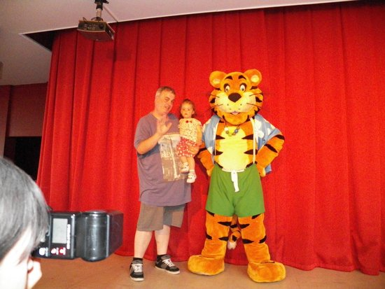 Hafan y Mor Holiday Park - Haven: Rory the Lion