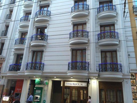 Hotel Black Tulip: Black Tulip Hotel