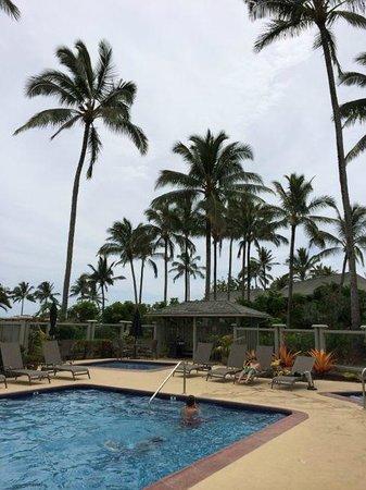 Ali'i Kai Resort: Nice pool!
