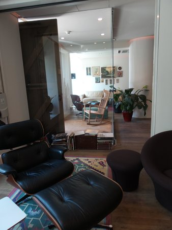 Townhouse Hotel Maastricht: Lekkere loungeplekken