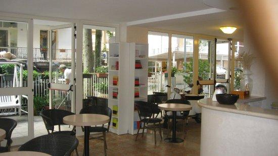 Hotel Stresa: Первый этаж