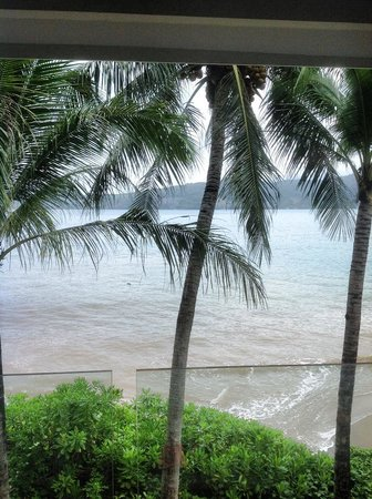 Amari Phuket : view from the balcony
