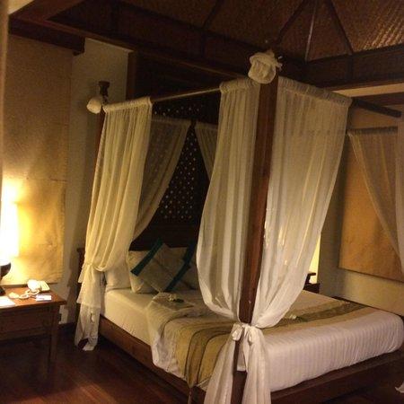 Fair House Villas & Spa: la chambre