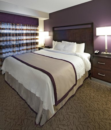 Residence Inn Boston Foxborough: Guestroom