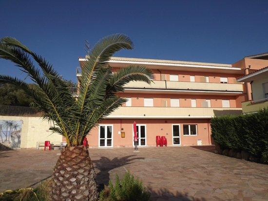 Hotel Punta Giara: hotel
