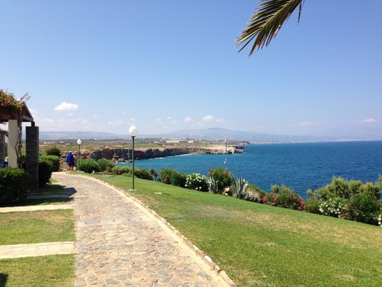 Iberostar Creta Panorama & Mare : Morning view