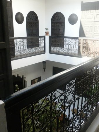 Riad Danka: a l'étage