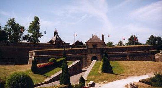 Citadelle de Blaye : Porte dauphine